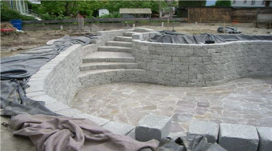 How To Build a New Natural Pool