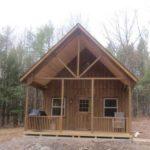 amish cabin