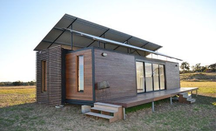 Expandable Container Home Cool Stuff Interesting News