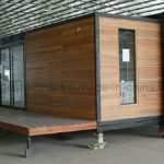 Expandable Container Home