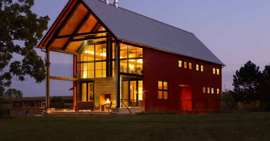 Metal Building Kit Homes by Meuller