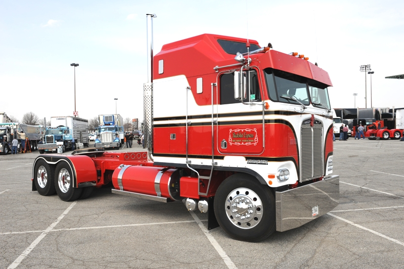 2018 Kenworth Cabovers – Wonderful Image Gallery