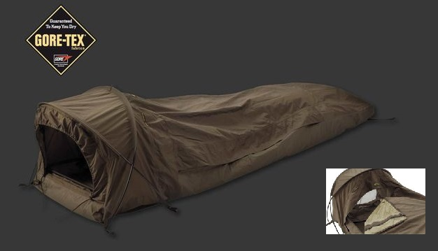 Part Tent, Part Sleeping Bag