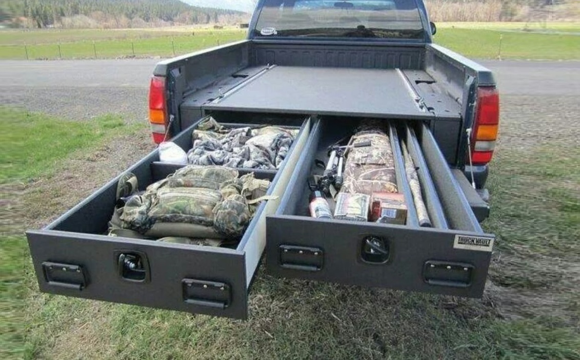 Truck Drawers