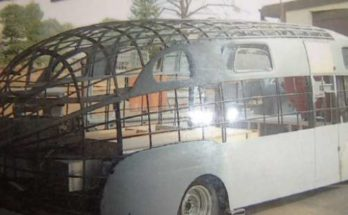 1937 Prototype Plymouth Housecar