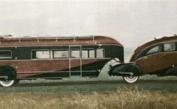 Amazing 1936 Zephyr Land Yacht