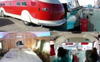 Amazing Classic Bus Conversion - The Time Machine