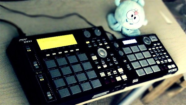 mpc1000 and mpc500