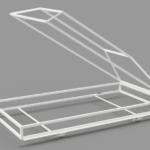 DIY rooftop tent