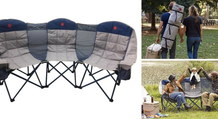 The Ultimate Camping Chair