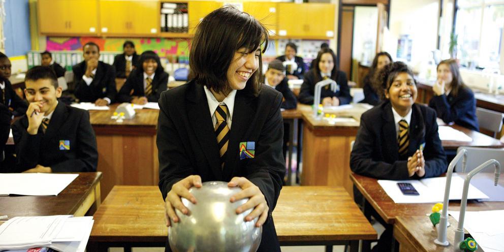 London teacher shortage
